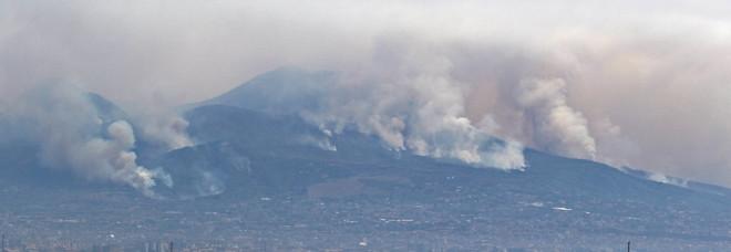 Task force Vesuvio, nove presidi di videosorveglianza anti-incendi