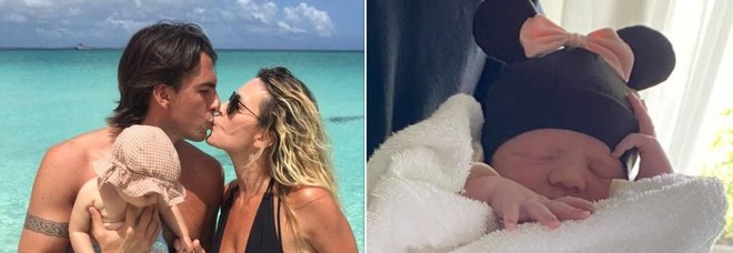 Alessandro Onorato e Caterina Baldini, nata la seconda figlia Lea: «Momento non facile ma crediamo nella vita e nel suo mistero»