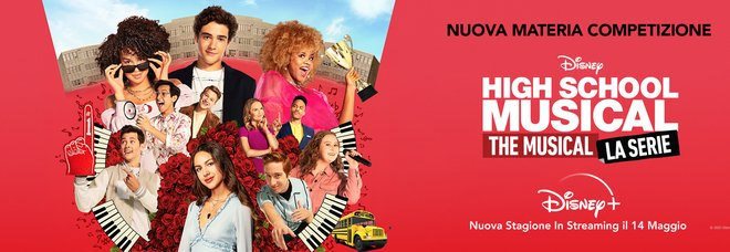 High School Musical: The Musical, la seconda stagione debutta su Disney+