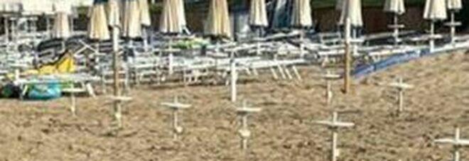 Bambino di 10 anni muore sepolto dalla sabbia dopo aver scavato una buca in spiaggia
