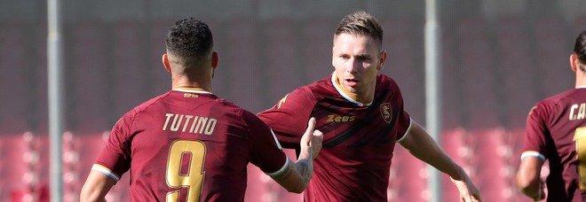 Salernitana, Castori: «La squadra non sottovaluterà l'Entella»