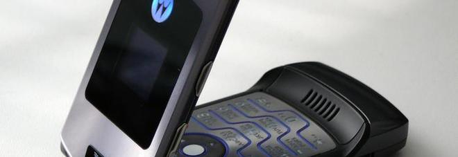 Ricordate il Motorola Razr, icona anni 2000? Presto potrebbe tornare (ma ad un prezzo choc)