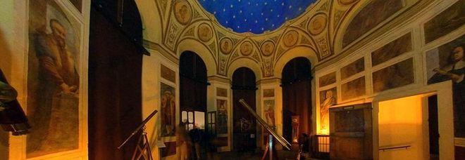 Il museo La Specola a Padova