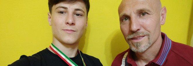 Manuel e Massimo Parlati