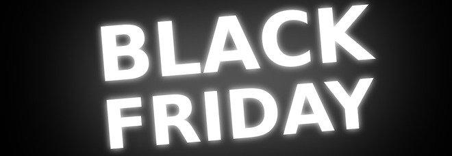 Black Friday Amazon, gli sconti eccezionali di oggi