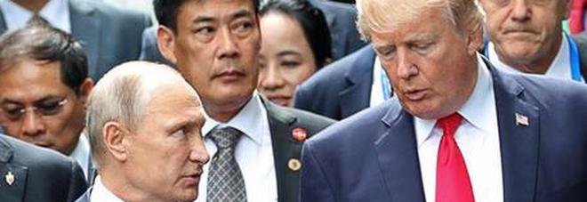 Trump contro Russia, Ue e Cina: «Sono nostri nemici»