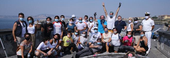 World Cleanup Day, anche Napoli aderisce al progetto mondiale per ripulire l'ambiente dai rifiuti