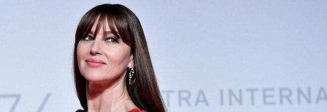 Monica Bellucci stella ad Hollywood: l'attrice è tra le protagoniste del film The Man Who Sold His Skin