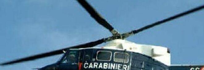 Elicotteri in volo sul parco popolare, un arresto ed è raffica di controlli