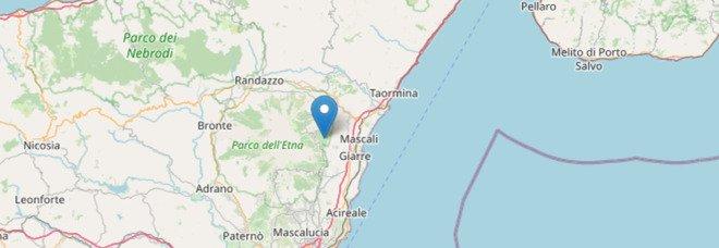 Terremoto, tre scosse sull'Etna in dieci minuti: paura in diversi comuni
