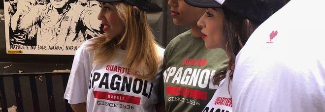 Quartieri Spagnoli Official, ecco vademecum online e merchandising