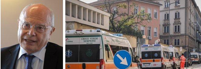 Lockdown a Milano, pressing dei virologi: «Situazione preoccupante, state a casa il più possibile»