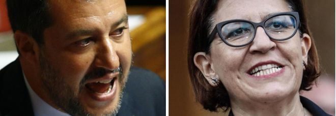 Migranti, Salvini accusa Trenta: «Indebolisce lotta a ong». La replica: «Sei inqualificabile»