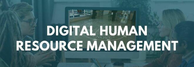 «Digital Human Resource management», al via il corso accreditato dal Mise