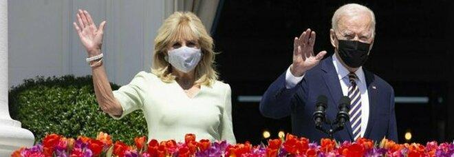 Usa, piccolo intervento chirurgico per la first lady: Biden l'accompagna