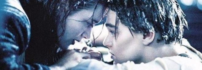 Titanic torna in tv, tutta la verità sul finale: «Ecco perché Di Caprio doveva morire»