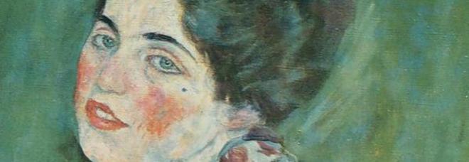 """Quadro Klimt, """"Il ritratto di signora"""" potrebbe non essersi allontanato da galleria"""