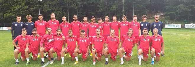 Turris: primo test con l'Equipe Campania, poi al Liguori con il Napoli Primavera