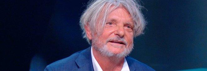 """Estate in Diretta, la frase """"choc"""" di Massimo Ferrero a Roberta Capua. Lei lo gela: «Ci sta guardando mio marito...»"""