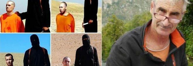 Isis salgono a cinque gli ostaggi occidentali decapitati for Piani domestici di alan mascord