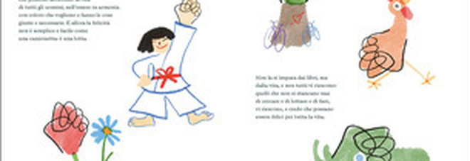 Codice Rodari: con l'arte di Alessandro Sanna come «vestire» con la fantasia le parole di immagini, un corso di SciogliLibro
