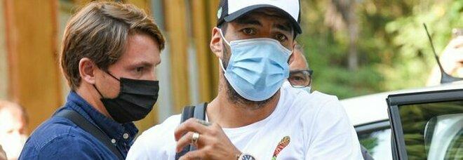 Caso Suarez, Agnelli ai pm: «Da prima dell'esame era chiaro che non avrebbe potuto essere tesserato»