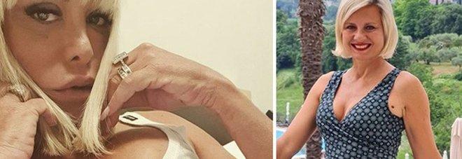 Vera Gemma e Antonella Elia (Instagram)