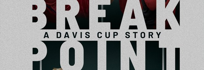 """Tennis, """"Break Point"""": la storia della Coppa Davis in un film gratuito su Rakuten Tv"""