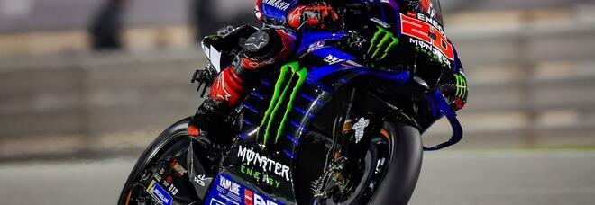 Moto Gp, Quartararo vince a Doha, la Ducati sorride con Zarco, Rossi 16°