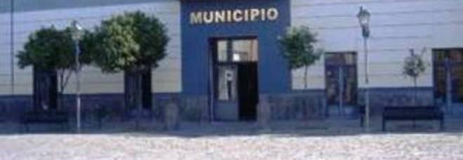 Il municipio di Pomigliano