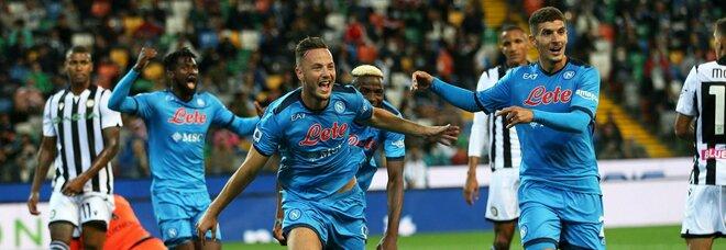 Udinese-Napoli, live tweet di Anna Trieste