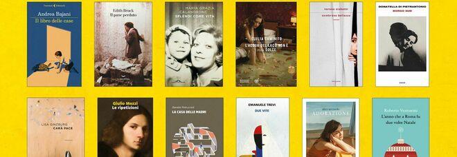 Premio Strega, ecco i dodici candidati: «Storie domestiche e familiari nell'anno del confinamento»