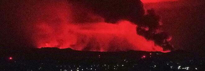 Esplode il vulcano Nyiragongo, migliaia in fuga nella Repubblica Democratica del Congo: «È il più pericoloso al mondo»