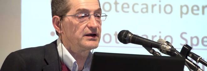 Raffaele De Magistris, direttore della BUN