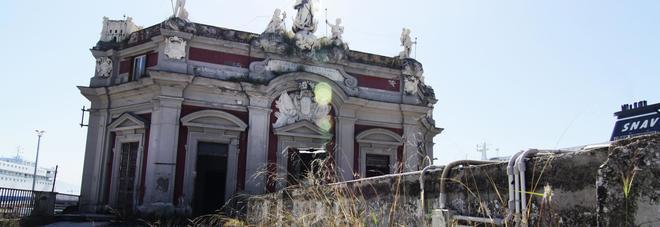 Porto di napoli al via restauro della settecentesca for Il mattino di napoli cronaca