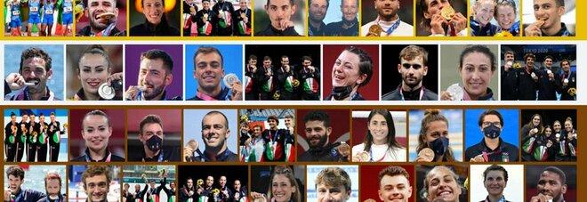 Olimpiadi, le pagelle dei medagliati: Jacobs e staffetta 4x100 da 10 e lode. Encomio a Paltrinieri