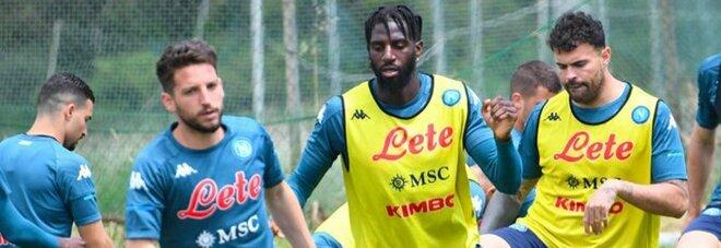 Napoli, Koulibaly resta ai margini: solo palestra per il difensore