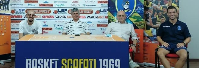 Givova Scafati, scatta la stagione, Il patron: «Questa squadra mi piace»