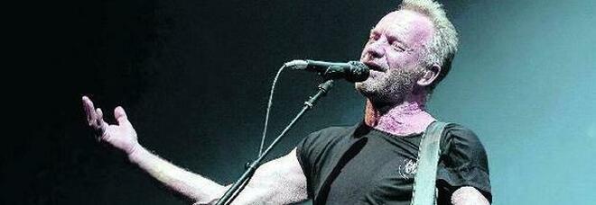 Sting accusato di aver violentato una quindicenne. «Accadde nel '79 a un concerto in Arizona»