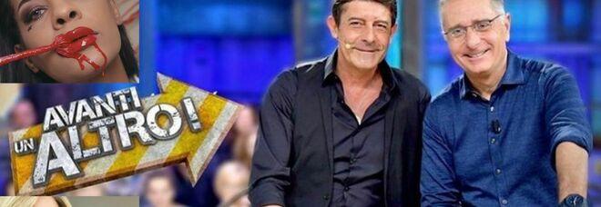 Avanti un altro! Pure di sera, stasera in tv su Canale5: Elena Santarelli contro Georgette Polizzi. Chi vincerà?