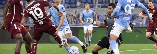 Lazio-Torino dalle 20,30 diretta. Formazioni: Muriqi con Immobile, Belotti guida gli ospiti