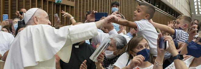 Papa Francesco ha il Green pass: certificato richiesto per gli eventi in Vaticano
