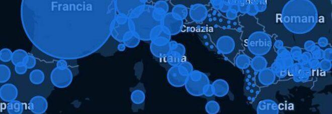 Covid Italia, bollettino di oggi 20 novembre