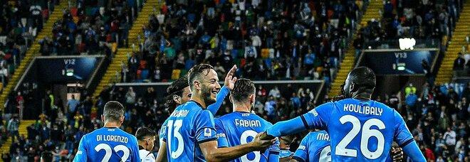 Napoli in vetta dopo 3 anni e mezzo: l'ultima volta azzurra fu con Sarri