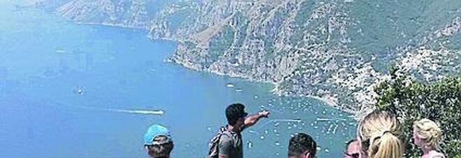 Sentiero degli Dei, il trekking riporta i visitatori in Costiera