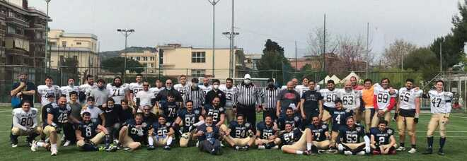 Football americano, si uniscono le due squadre napoletane