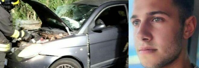 Dennis Muzzi, il 18enne deceduto nell'incidente stradale a Vibo Valentia