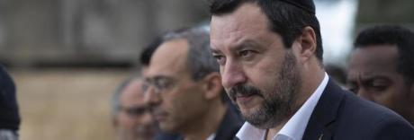 Salvini in Israele critica la Ue: «Sempre a favore dei palestinesi»