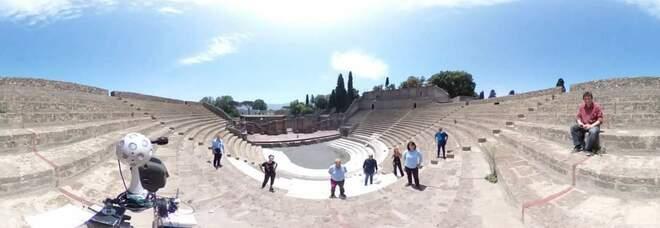 Pompei, il mistero mai svelato della perfetta acustica dei teatri: via alla ricerca