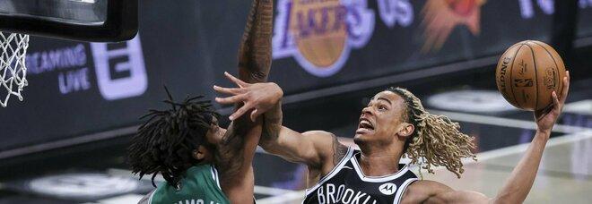 Nba, playoff: partono bene Bucks e Nets. I Clippers vanno ko con Dallas